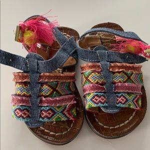 NWT Sam Edelman  size 6 sandal
